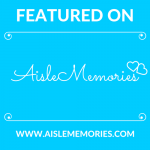Aisle Memories Publicaiton