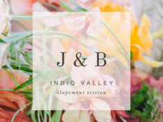 indio elopement
