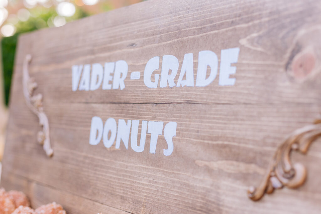 vader-grade donuts
