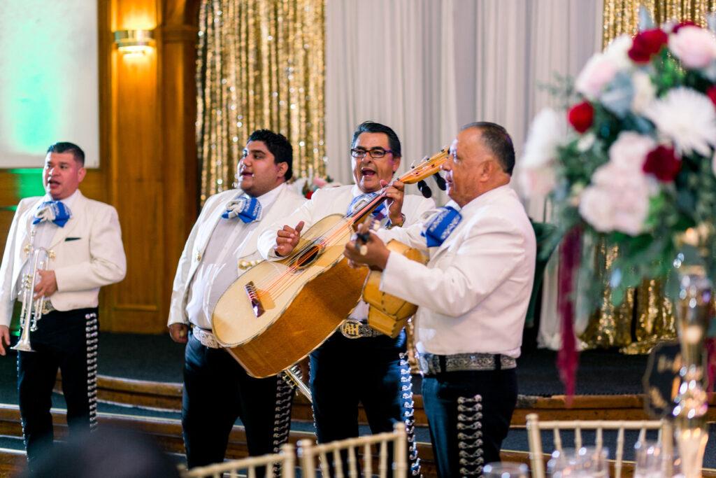 vintage wedding mariachi