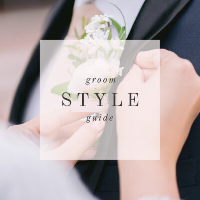 grooms style guide engagement session